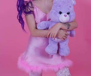 babydoll, night wear, and cute image