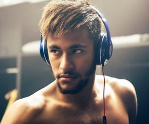 neymar, neymar jr, and beats image