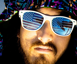 dj, party, and steve aoki image