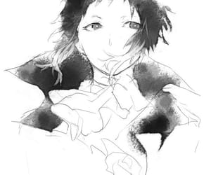 bungo stray dogs and akutagawa image