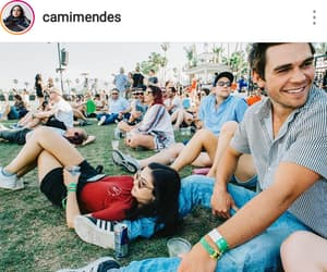 cole sprouse, kj apa, and cami mendez image