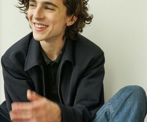 timothee chalamet, cute, and call me by your name image