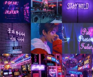 aesthetic, gif, and k-pop image