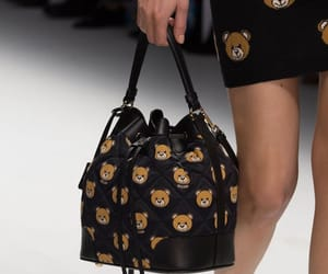 accessories, fashion, and Moschino image