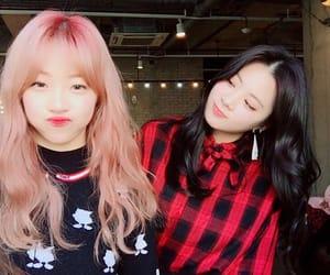 girl group, icon, and idol image