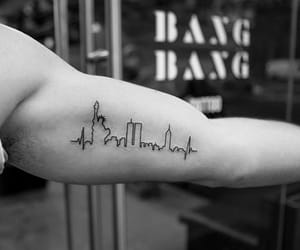 tattoo and new york image