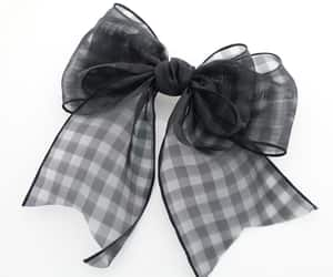 accessory, hairbow, and style image