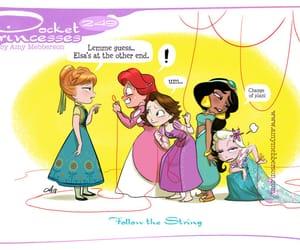 summer solstice, pocket princess, and pocket princesses image