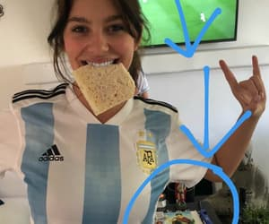argentina, hermosa, and love image