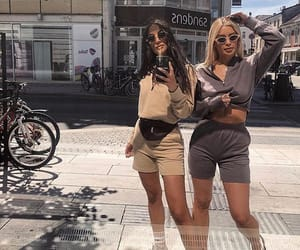 fashion, bff, and style image