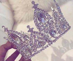 crown, luxury, and diamond image