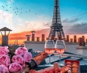 beautiful, paris, and places image