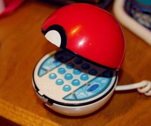 pokemon, pokeball, and phone image