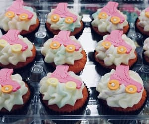 birthday, cup cakes, and cupcakes image