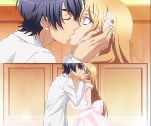 anime, gay, and Fujoshi image