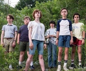 the losers club and jaeden lieberher image