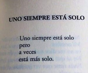 frases, soledad, and textos image