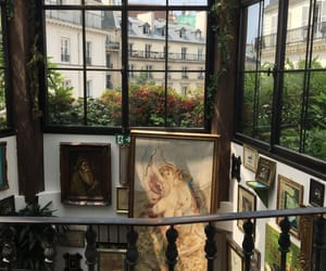 art, france, and frenchie image