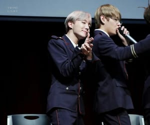 army, jin, and rap monster image
