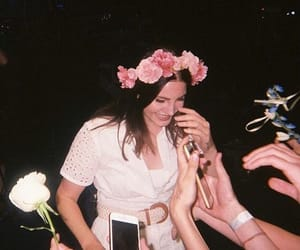 lana, lana del rey, and music image
