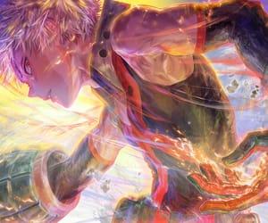 anime, boku no hero academia, and kacchan image
