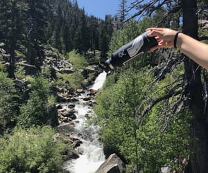 california, hike, and hiking image