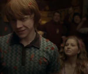 harry potter, the order of the phoenix, and ron weasley image