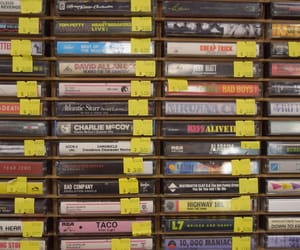 cassette, tape, and record shop image