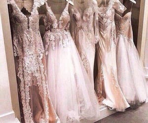 beautiful, clothes, and dress image