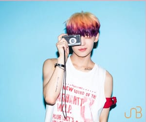Chan, unb, and kpop image
