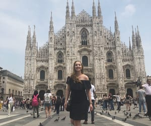 beautiful, italien, and Mailand image