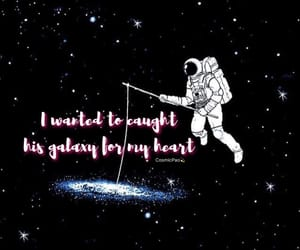 heart, space quotes, and cosmicpao image