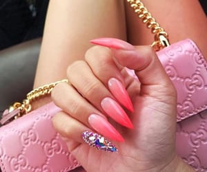 nail art, nail goals, and nail inspo image