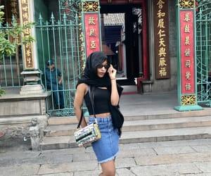 amazing, asia, and black girl image
