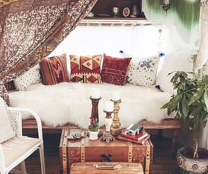 bohemian, boho, and gypsy image