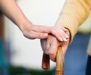 palliative care nursing and hospice care at home image
