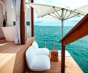 bathtub, deck, and jamaica image