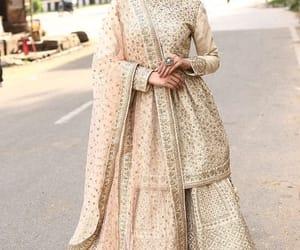 beauty, bollywood, and fashion image