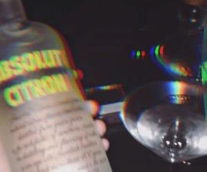 drunk and vodka image