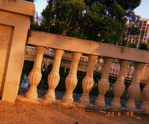 beige, columns, and sand image