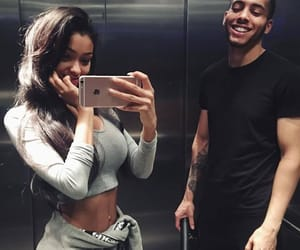 couple, Relationship, and fitness image