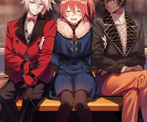 anime, anime girl, and arjuna image