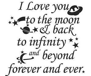forever, love, and infinity image