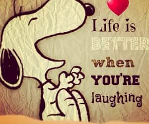 better, happy, and laugh image