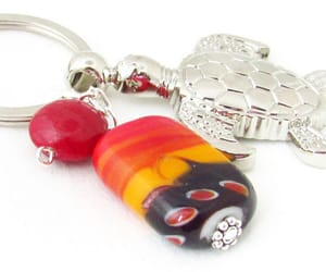 etsy, ocean keychain, and car accessories image