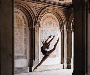 ballerina, ballet, and beauty image