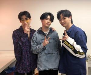 got7, youngjae, and bambam image