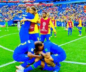 hermanos, brazil nt, and neymar image