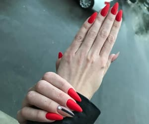 design, manicure, and matte image