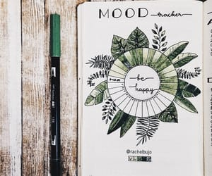study, tumblr, and bullet journal image